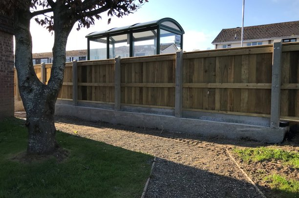 Fencing and Decking with Barnstaple North Devon