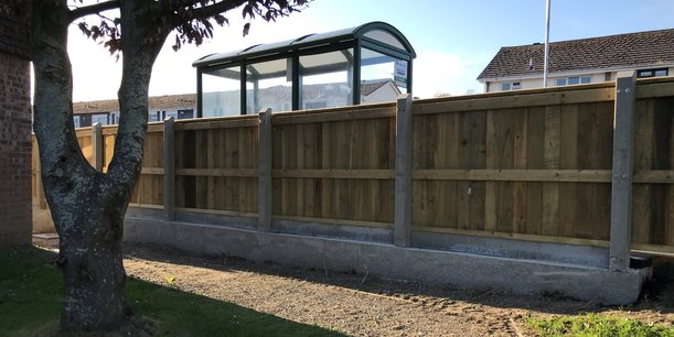 Fencing and Decking with MJS