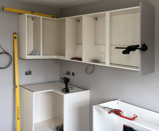 Kitchen installers started fitting Barnstaple Devon