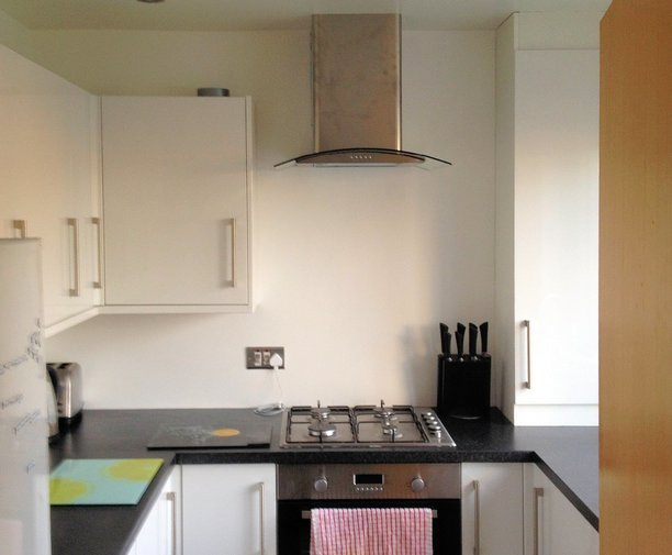 Barnstaple completed kitchen install