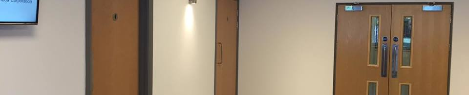 Fire doors FD30 installation across North Devon