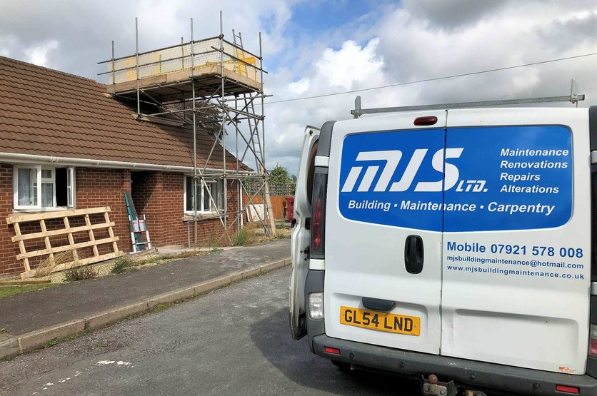 Local authority project to enable full disabled conversion of bungalow in North Devon