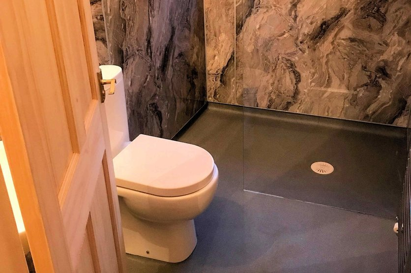 Bathroom to walk in shower room. Barnstaple North Devon